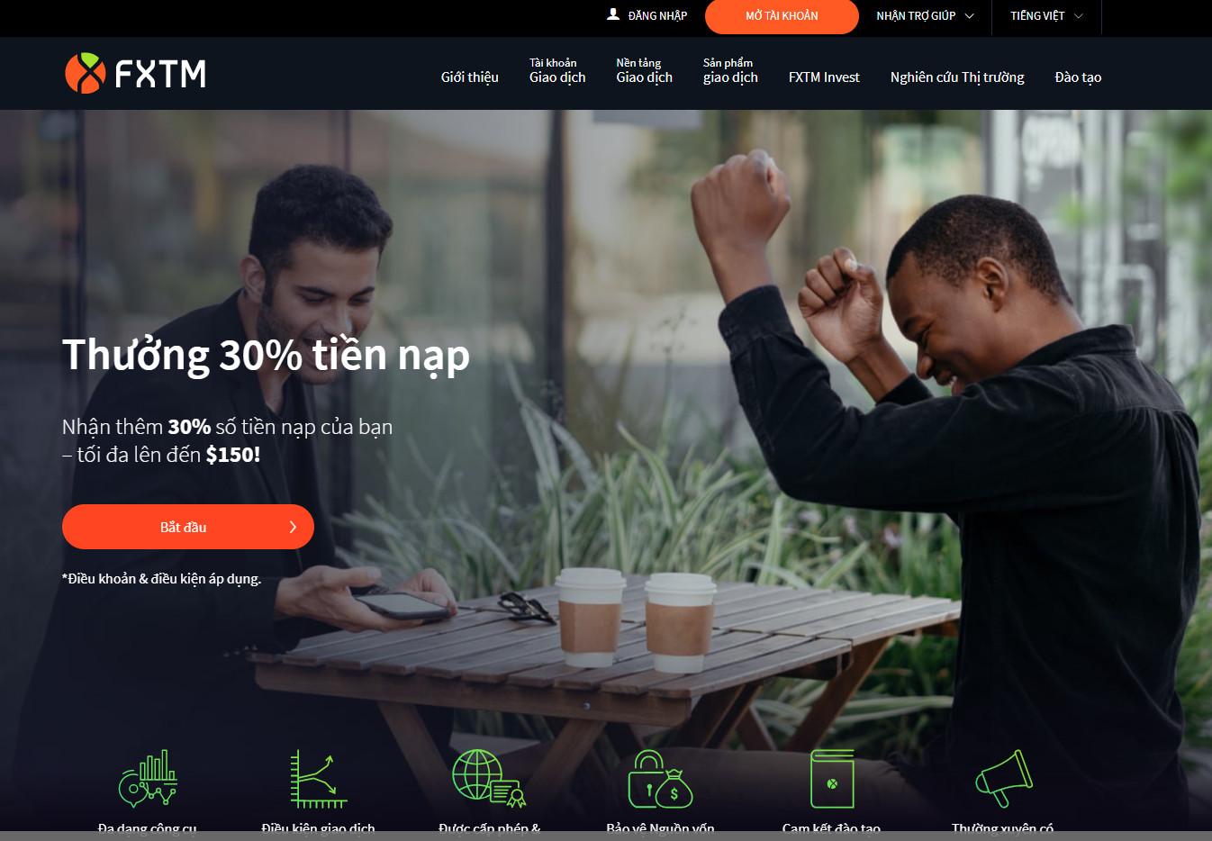 Forextime (FXTM) Là Gì? Sàn Giao Dịch Forex Uy Tín? - Topbrokervn.com